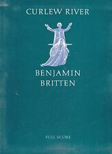 partition Benjamin Britten, Curlew river