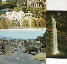 HAWES Wensleydale postcards ( 3)