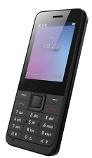 "NEW Telstra ZTE Lite 3G 2.4"" Black Camera SENIOR Cheap Phone Aus Stock"