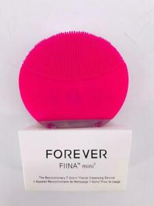 FOREVER FINA 2xMini TSonic Facial Cleansing Device All Skin Type Battery Operate