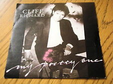 "CLIFF RICHARD-MY PRETTY ONE 7"" vinyle PS"