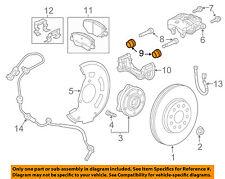 Chevrolet GM OEM 17-18 Bolt EV Brake-Front-Caliper Seal 13507577