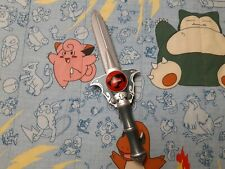 Thundercats Deluxe Sword Of Omens Electronic Toy Bandai 2011 Working AS IS