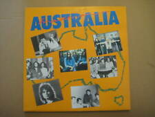 Made In Australia AUSSIE PROMO 2 x LP 1987 - EME 261140/2 - COMPILATION