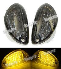 Fumée LED Avant Clignotant Pour SUZUKI GSXR 600 750 11-17 K11 GSXR1000 09-16 K9