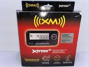 Audiovox Sirius XM Satellite Radio Receiver and Car Kit Xpress EZ XMCK-5P NEW