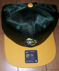 NIKE NEW WITH TAGS Green Bay Packers  Hat Throwback Historic Logo Cap