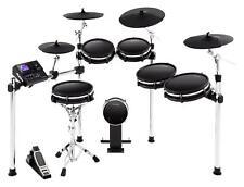 Alesis DM10 MKII Pro Kit E-Drum Mesh Heads Rack Snare Ständer Schlagzeug Modul