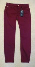 Cotton/Polyester/Elastane High Women's Skinny & Slim Jeans