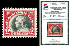 Scott 547 1920 $2.00 Franklin Bi-Color Issue Mint Graded XF 90 NH with PSE CERT!