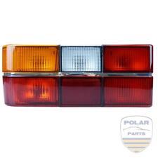 Tail Light Left Chrome Volvo 240 4-door