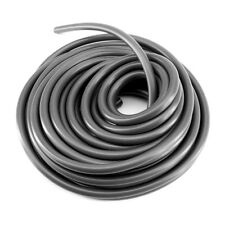 BLACK PETROL FUEL HOSE 5MM MOTORCYCLE QUAD MOTORBIKE ROLLER COMPETITION TUNNING