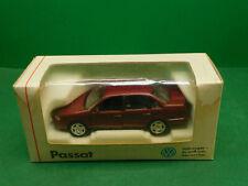 VW Passat rot 1:43 Schabak Modell 1044 1049 Modellauto Modellfahrzeug B3 Typ35i