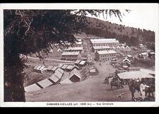 CABANES-VIEILLES (06) CASERNE trés animée période 1920-1940