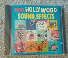 More Hollywood Sound Effects - 1989 Compose Records - sealed unopened