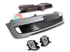 VW Golf 6 2008-2012 PARAURTI ANTERIORE COMPLETO DESIGN GTI