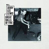 JERRY LEE LEWIS - GREAT BALLS OF FIRE MUSIC LEGENDS  VINYL LP NEW+