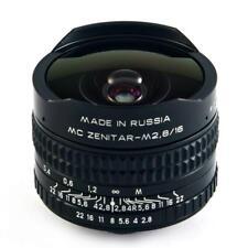 Zenitar-M2 16mm F/2.8 MC Lens For M42 Mount