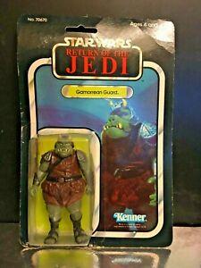 Vintage Kenner Star Wars Gamorrean Guard 1983 No.70670 un-opened