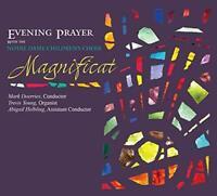 Magnificat: Evening Prayer with the Notre Dame Children's Choir - Music CD - Mar