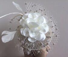 Elegant Headband Fascinator Hat Alice band Wedding,Ladies Day,Royal Ascot Race