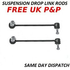 SKODA OCTAVIA 05- FRONT Anti-roll Bar Link Stabiliser Drop Link Rods Sway Bar x2