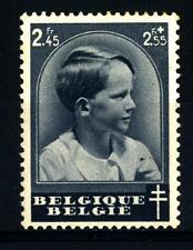 BELGIUM - BELGIO - 1937 - Principe Baldovino