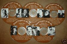 LAIRD CREGAR on the air - Vintage Radio Shows OTR-CDs