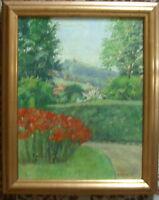 ::ARTUR BIANCHINI *1869 MERAN ITALIEN ÖLGEMÄLDE UM 1910 SIGNIERT SELTEN ANTIK