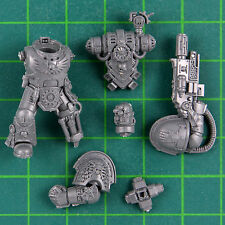 Ennox Sorrlock Veteran Iron Hands Deathwatch Overkill 40K 3819