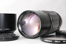"""""""MINT"""" ASAHI PENTAX Super Takumar 200mm f/4 Manual Focus Lens from Japan #327"""