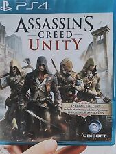 PS4 ASSASSIN'S CREED UNITY Chinese&English Version US 1-3day FREE Shipping