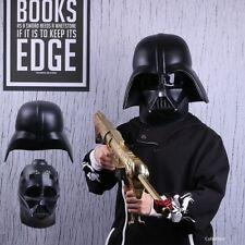 Star Wars The Force Awakens Darth Vader Helmet PVC Mask Halloween Party Costume