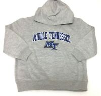 NCAA Middle Tennessee University Youth Boys Girls Pullover Hoodie Sweatshirt