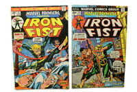 Marvel Premiere #15 & #16 1st and 2nd Appearance of IRONFIST!