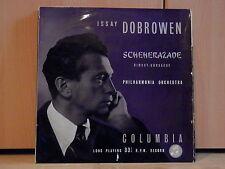 """Issay Dobrowen Philharmonia Orchestra """"Scheherazade"""" Rimsky-Korsakov"""