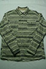 Burton Mens Pink White Stripe Trendy Smart Shirt Size S//M//L//XL NEW Burton