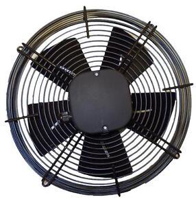 Commercial Axial Extractor Ventilation Condenser Sucker Fan Industrial Use