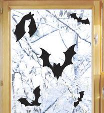 WALL - BATS - Spooky Bat Halloween Decoration Vinyl Decal Sticker ©YYDC (XL)
