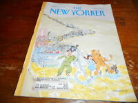 SEPT 21 1992 NEW YORKER vintage magazine -  WIZARD OF OZ