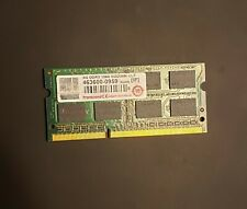 4GB PC3-8500s DDR3-1066MHz 2Rx8 Non-ECC Transcend