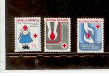 PC084 1981 Indonesia Red Cross (MNH) set