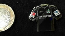 Hannover 96 Trikot Pin Badge Away 2016/17 Heinz von Heiden Massivhäuser