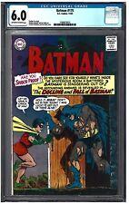 BATMAN #175 CGC 6.0 (11/65) DC COMICS