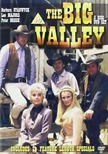 The Big Valley [DVD], Very Good DVD, Barbara Stanwyck, Linda Evans, Lee Majors,