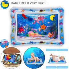 Baby Wasserkissen Spielmatte Aufblasbare Früherzieh Spielzeug matte 66 x 50 cm