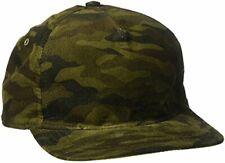 Goorin Bros Mens Baseball Hat Cap Camouflage Camo Corduroy One Size