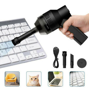 USB Air Duster Blower Computer Cleaner Keyboard for Cleaning Dust Hair Pets Dust