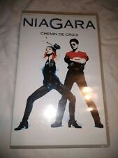 Niagara - Chemin De Croix  - VHS aus Frankreich. Muriel Moreno / Daniel Chevenez