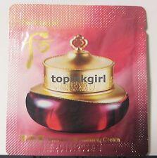 70pcs x WHOO Intensive Revitalizing Cream,Track,New Jinyul Cream Anti Aging